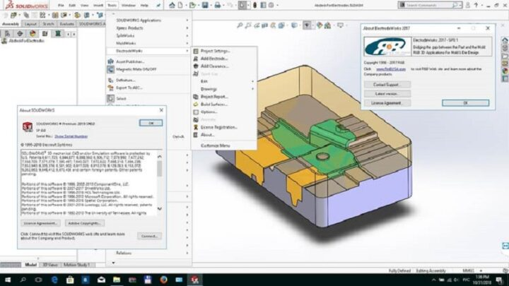 MoldWorks R&B Mold Design Products for SOLIDWORKS