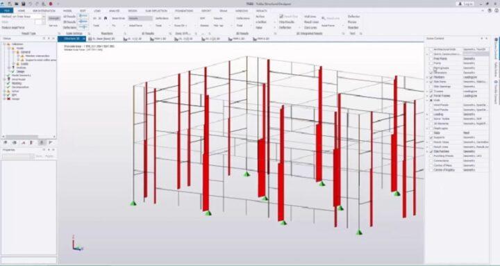 Tekla Structures Design