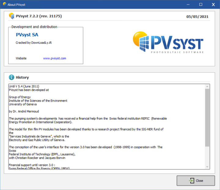 pvsyst download