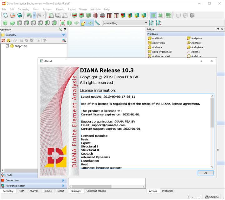 DIANA FEA 10.5
