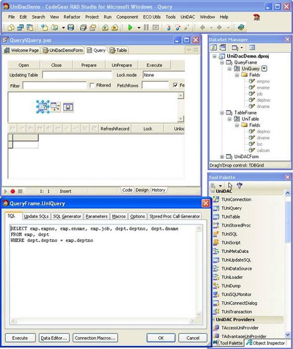 Devart UniDAC 8.4.3 Pro