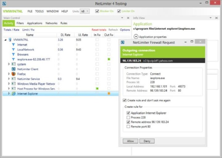 NetLimiter Pro 4.1.9